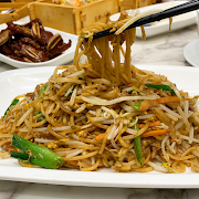96a. Soft Noodle with Shredded Meat 乾炒三絲炒生麵