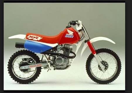 Honda XR 80-manual-taller-despiece-mecanica