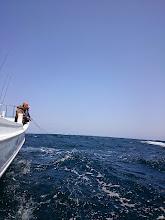 Photo: なかなか波、風が収まりません