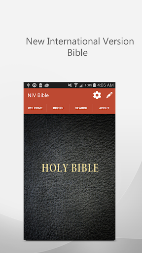 NIV Bible: with notes
