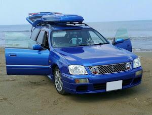 ステージア WGNC34 のカスタム事例画像 甲斐の浜省さんの2020年11月30日19:48の投稿