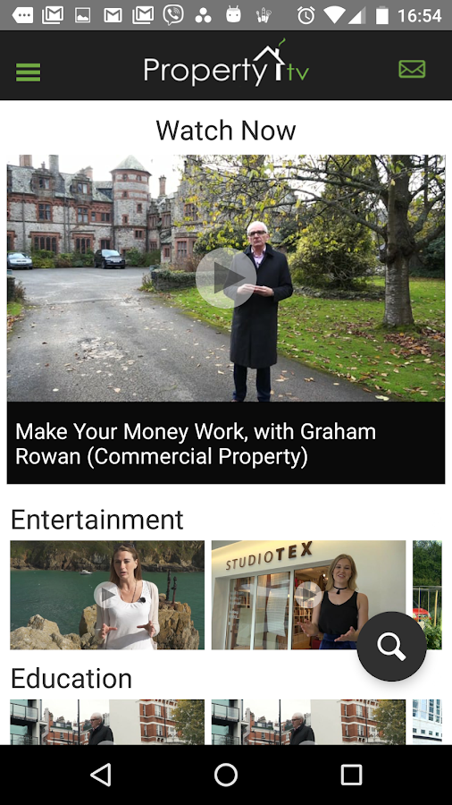 Property TV- screenshot