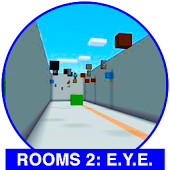 Rooms 2: E.Y.E. Is WaiTing - Map for MCPE