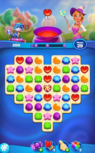 Crafty Candy – Match 3 Magic Puzzle Quest screenshot 12