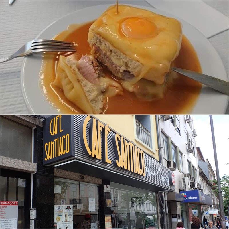 Cafe Santiago (Porto, Portugal)
