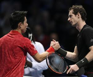 Andy Murray zwoegt zich naar de halve finale op de ATP World Tour Finals