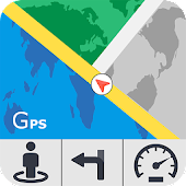 GPS Map Route Traffic finder Earth Navigation