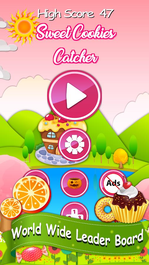 Sweet Cookies Catcher