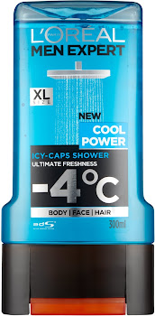 L'Oreal Paris Men Expert Shower Gel - Cool Power, 300ml