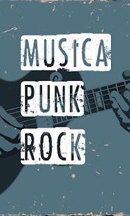 Punk Rock Music. - náhled