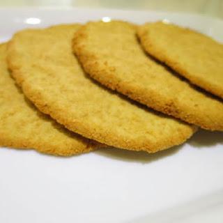 Coconut & Almond Flatbread Recipe