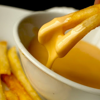 Cheese Sauce for Cheese Fries and Nachos.