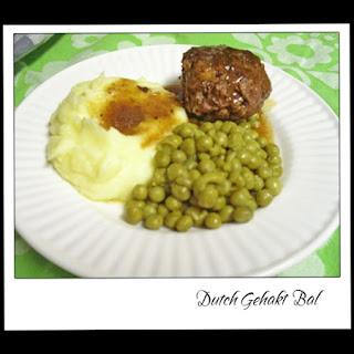 Meatballs (gehaktballetje)