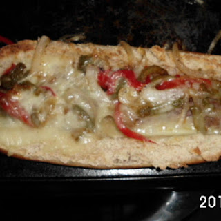Italian Sausage Sub W/peppers & Onions