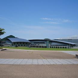 新青森県総合運動公園 マエダアリーナのメイン画像です