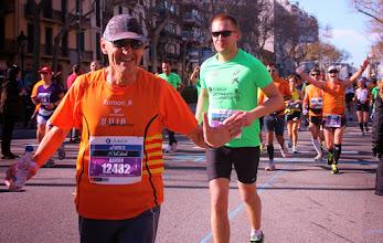 Photo: 35ª Marató de Barcelona 16/3/14