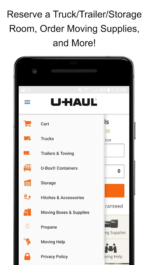 May 25, · Get Moving Made Easier® with the official U-Haul® Moving & Storage app. Rent and Return a truck or trailer right from your phone. Manage every aspect of /5(K).