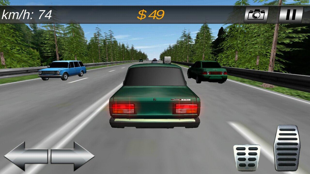 Screenshots of Eternal Speed for iPhone