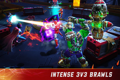 MARVEL Realm of Champions 0.3.1 screenshots 3