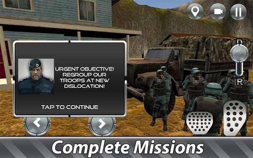 Extreme Military Offroad 1.3.2 screenshots 3