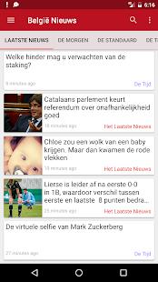 België Nieuws - náhled