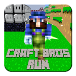 Craft Bros Run Icon