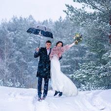 Wedding photographer Olya Yacyno (Pesenko). Photo of 25.01.2017