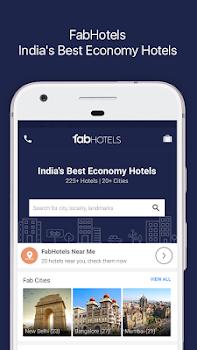 FabHotels – Hotel Booking App