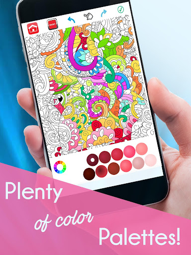 Coloring Book For Adults Free 【ColorWolf】 🐺| 🇺🇸