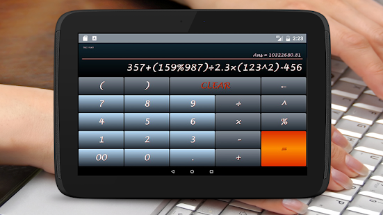 Calculator Plus Pro Screenshot