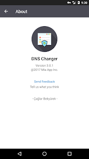Free DNS Changer (No Root 3G/4G/5G/WiFi) - náhled