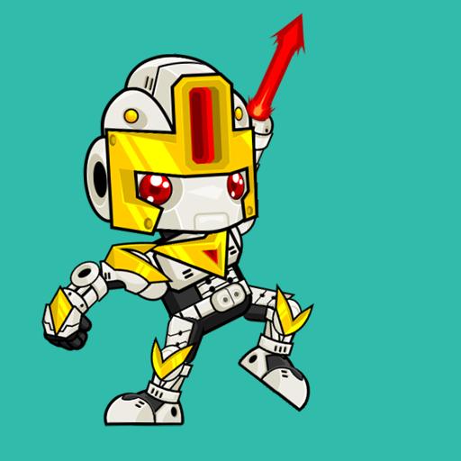 Robot platform runner