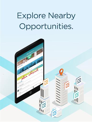 JobFlare for Job Search u2013 Play Games. Get Hired. screenshots apkspray 13
