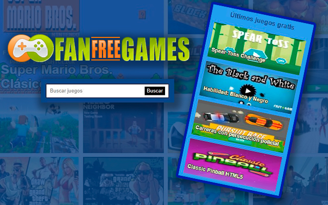 Games, Free games - Games in Fanfreegames.com
