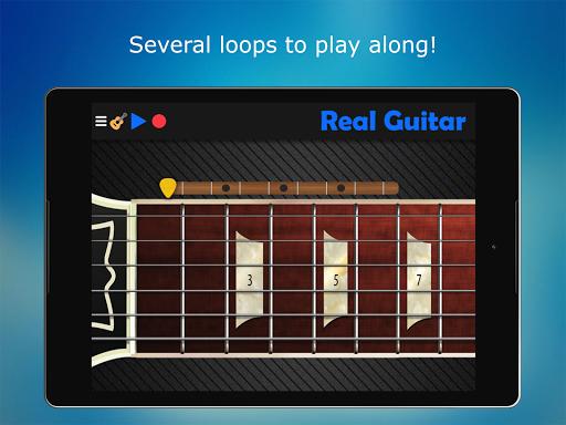 Real Guitar screenshot 16