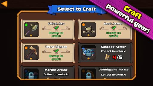 Mine Quest 2 - Mining RPG 2.2.3 screenshots 5