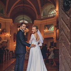 Wedding photographer Anna Rygało (annmarieframes). Photo of 28.10.2016