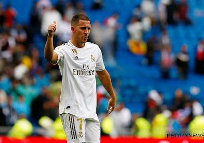 Le rêve d'Eden Hazard pour son premier derby madrilène