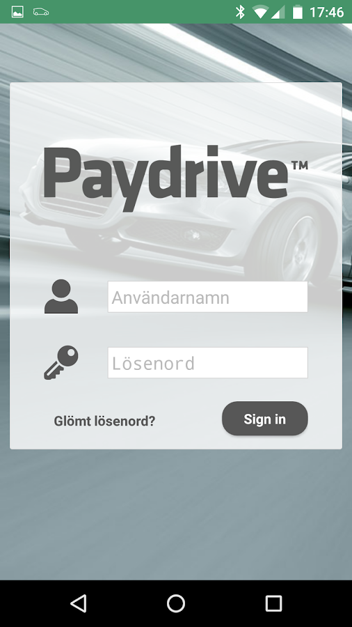 Paydrive- screenshot