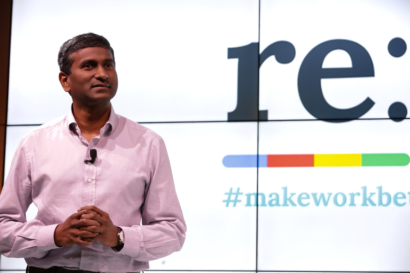 The science of storytelling with Google's Prasad Setty