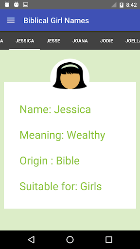 玩免費遊戲APP|下載Christian Baby Name Collection app不用錢|硬是要APP