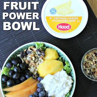 Tropical Fruit Power Bowl