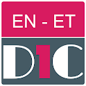 English - Estonian Dictionary (Dic1) icon