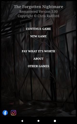 The Forgotten Nightmare Adventure Game moddedcrack screenshots 15