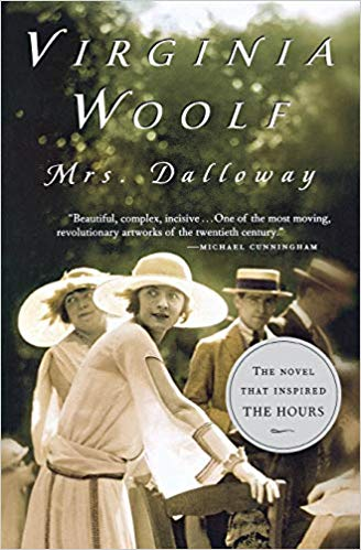 Cover of 'Mr. Dalloway' by Virginia Woolf