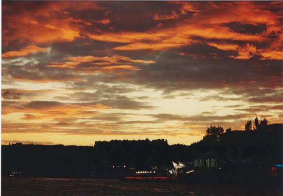 tramonto parigino di lotus