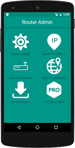 192.168.1.1 Admin Pro 1.0 APK
