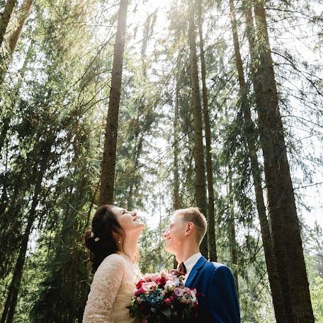 Wedding photographer Marina Elcova (zabava). Photo of 24.10.2017
