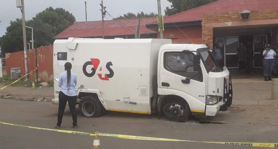 Police arrest man after foiled Soweto cash heist - TimesLIVE