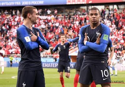 La France s'est offert un triste record face à la Turquie